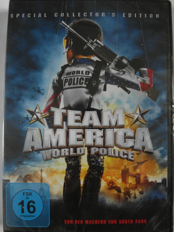 Team America World Police - Special Edition - Animation