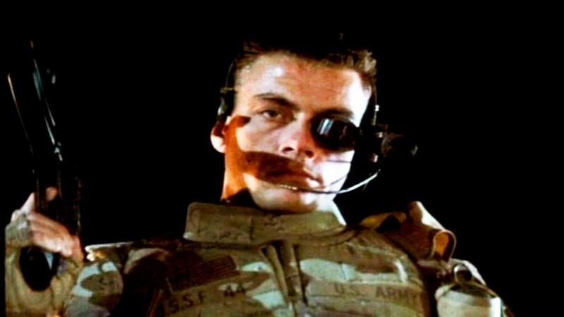 UNIVERSAL SOLDIER(KLASSIKER)BLURAY DIGITAL REMASTERED UNCUT