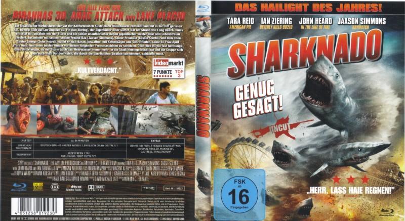 Sharknado Bluray