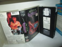 VHS - After Midnight - Are you ready to be scared? - PAPPE