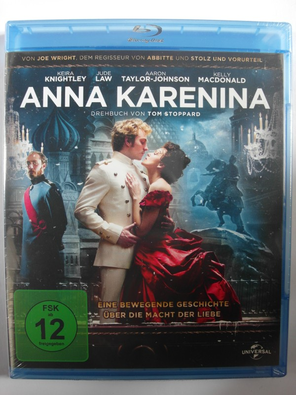 Anna Karenina - Keira Knightley, Jude Law , Kelly MacDonald