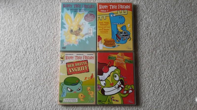 Happy tree friends uncut DVDs