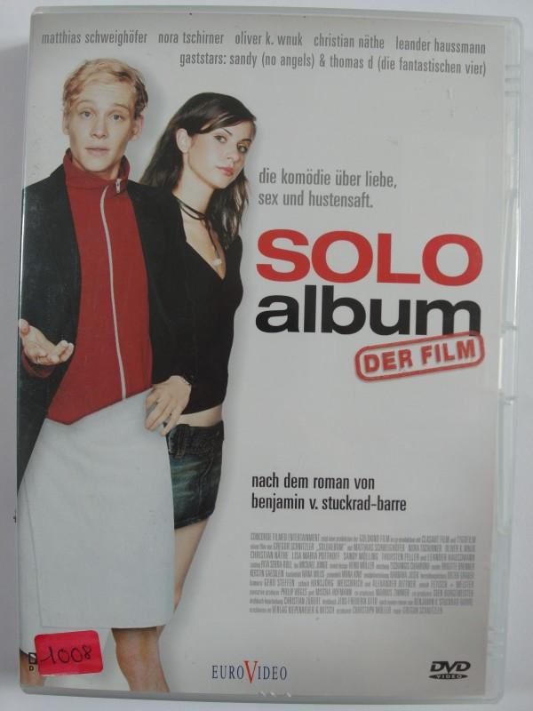 Soloalbum - Der Film - Matthias Schweighöfer, Nora Tschirner