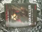 WAR KILLER FULL UNCUT NO MERCY DVD EDITION NEU OVP