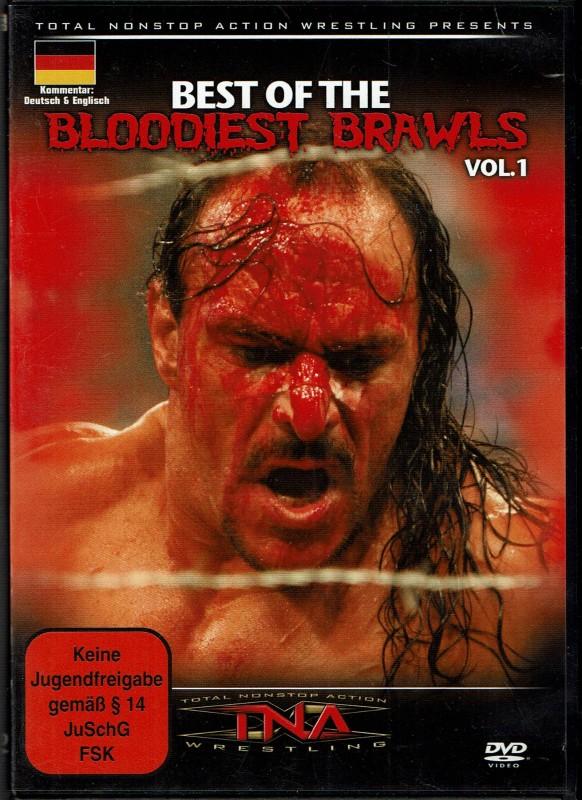 TNA Wrestling - Best Of Bloodiest Brawls, Vol. 1 - DVD