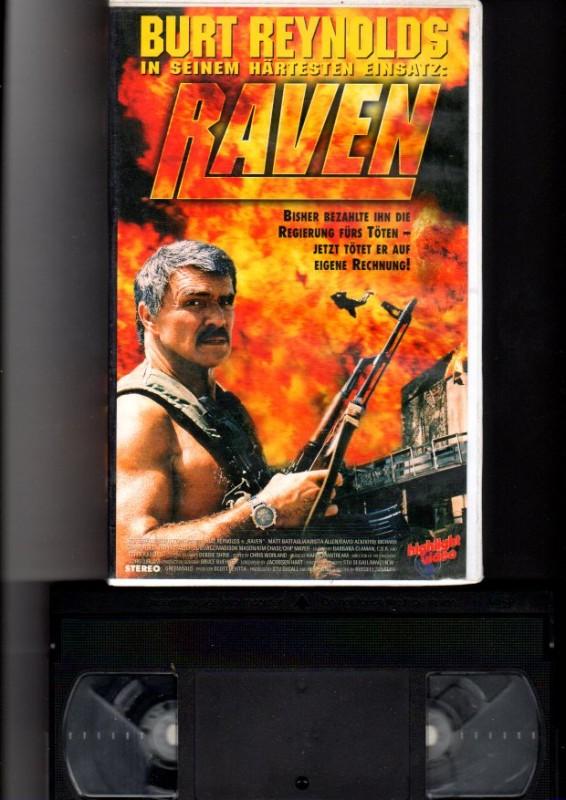 Raven   VHS
