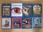 7er Blu-Ray Horror Paket - zB Shining / Freitag der 13.