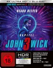 John Wick: Kapitel 3 - 2 Disc STEELBOOK 4K UHD & Blu-ray wie