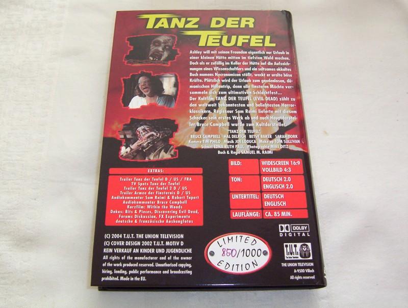 Tanz der Teufel gr. Hartbox von T.U.T.  2-Disc