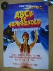 ABCs of Superheroes - Promoposter - DIN A1 - Jörg Buttgereit