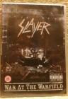 SLAYER War at the warfield Dvd