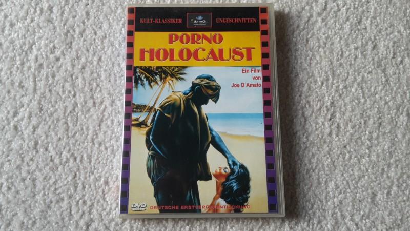 Porno Holocaust uncut DVD