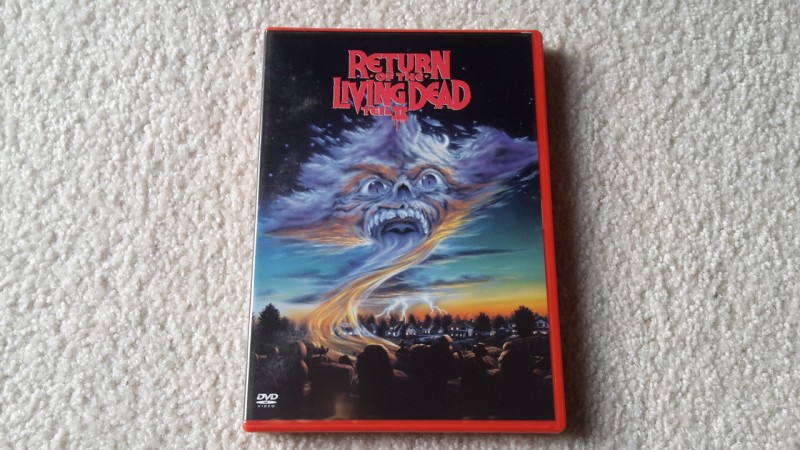 Return of the living dead 2 uncut DVD