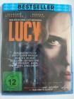 Lucy - Drogen Implantat - Scarlett Johansson, Morgan Freeman
