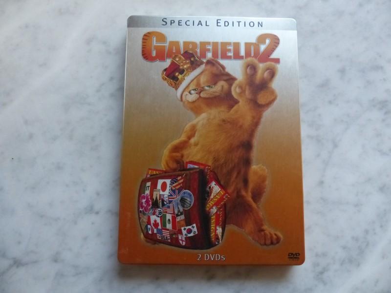 Garfield 2 - Special Edition Steelbook