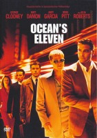Ocean's Eleven Erstauflage ohne FSK-Logo wie NEU