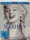 10 Filme Forever Marilyn Monroe Collection Sammlung  Misfits