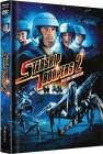 Starship troopers 2 MEDIABOOK (BR &DVD) lim. 333 ovp