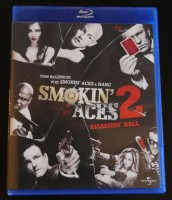 Smokin' Aces 2: Assassins' Ball - Blu ray - Uncut