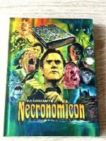 NECRONOMICON(H.P.LOVECRAFT)LIM.MEDIABOOK C UNCUT