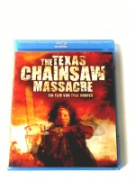 TEXAS CHAINSAW MASSACRE(Blu-Ray,2Discs)3D COVER