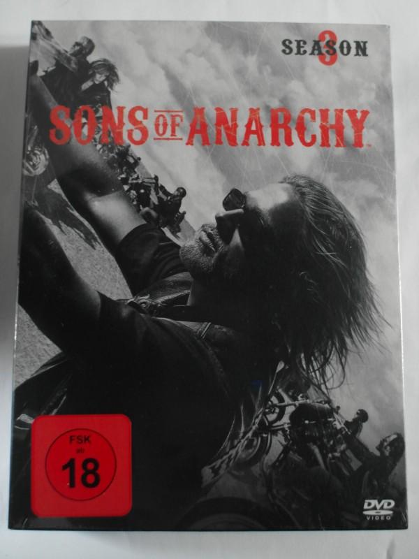 Sons of Anarchy - Season 3 - Biker Gang, Bruderschaft Hunnam