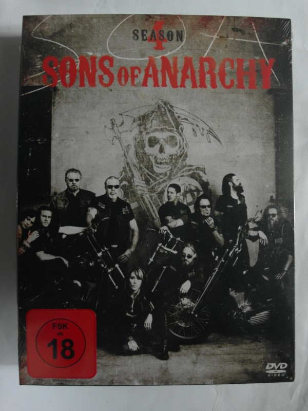 Sons of Anarchy - Season 4 - Biker Gang, Charlie Hunnam