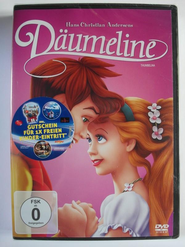Däumeline - Animation, Märchen - Hans Christian Anderson