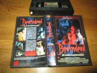 VHS - Braindead Der Zombie Rasenmähermann - IMV