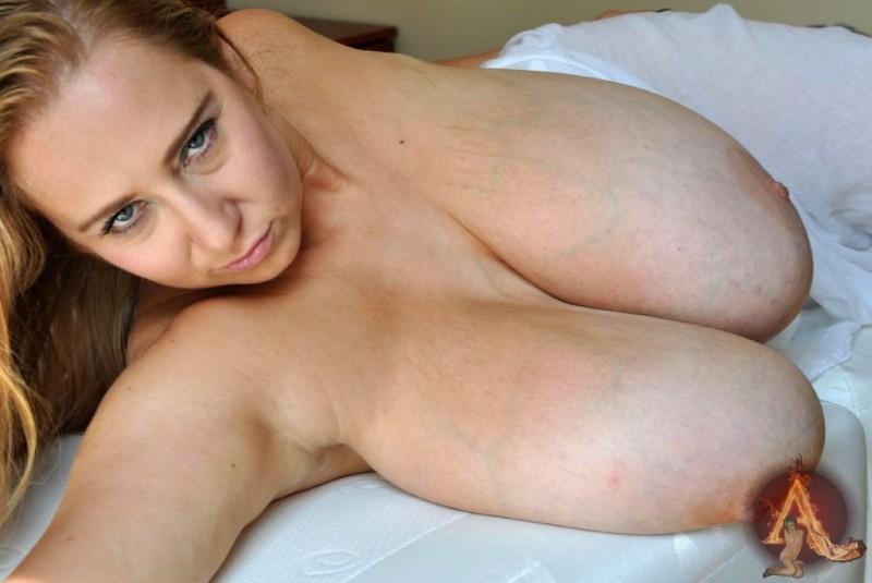 Frauen mit grossen natürlichen Brüsten 10x15cm DD-1216