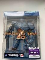 PACIFIC RIM 3D Del Toro ROBOT-PACK Blu-Ray 3D&BD NEU/OVP !!!