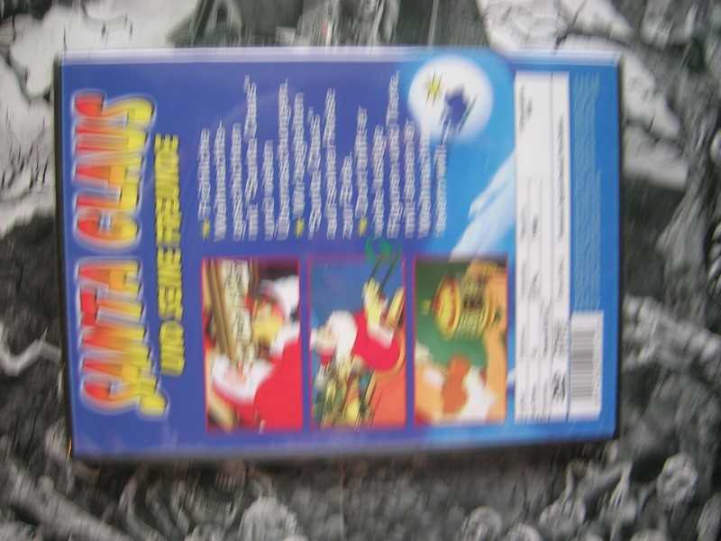 SANTA CLAUS UND SEINE FREUNDE DVD EDITION NEU OVP