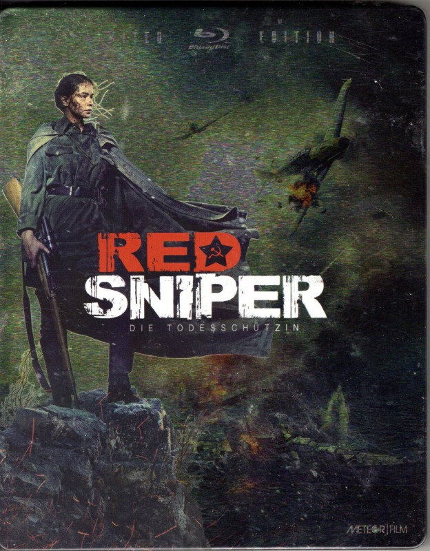 Red Sniper - Die Todesschützin Trailer