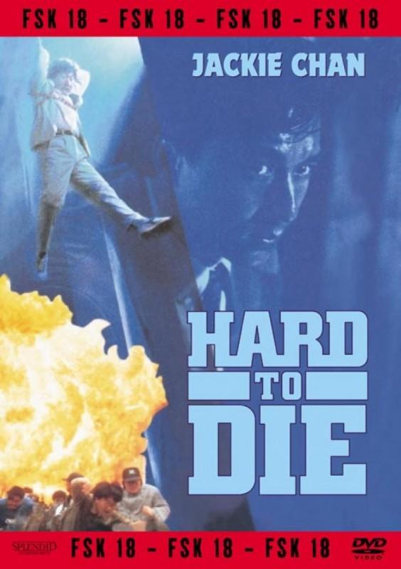 Jackie Chan - Hard to Die (deutsch/uncut) NEU+OVP