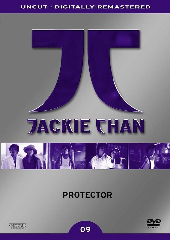 Jackie Chan - The Protector (deutsch/uncut) NEU+OVP