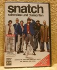 Snatch Schweine und Diamanten Dvd Uncut Guy Ritchie Kult
