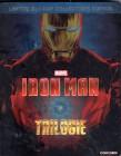 IRON MAN TRILOGIE 3x Blu-ray STEELBOOK limitiert Marvel