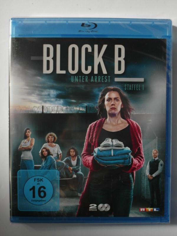 Block B - Unter Arrest Staffel 1 - Frauengefängnis Tempelhof