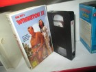 VHS - Winnetou II - Karl May - Videobox 1.Auflage