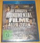 Die grössten Monumentalfilme aller Zeiten Blu-ray Neu & OVP