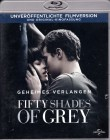 FIFTY SHADES OF GREY Blu-ray - Erotk Thriller Hit