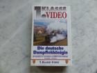 1. Klasse Video Die deutsche Dampflokkönigin 44 VHS