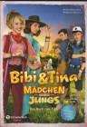 Bibi & Tina - Mädchen gegen Jungs Buch