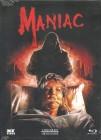 Maniac Mediabook (Blu-ray) UNCUT! (NEU & OVP!)  RAR!