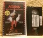 ASTARON Brut des Schreckens VHS Uncut Astro selten