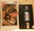 Fluch der Dämonen VHS Silva video selten (A09)