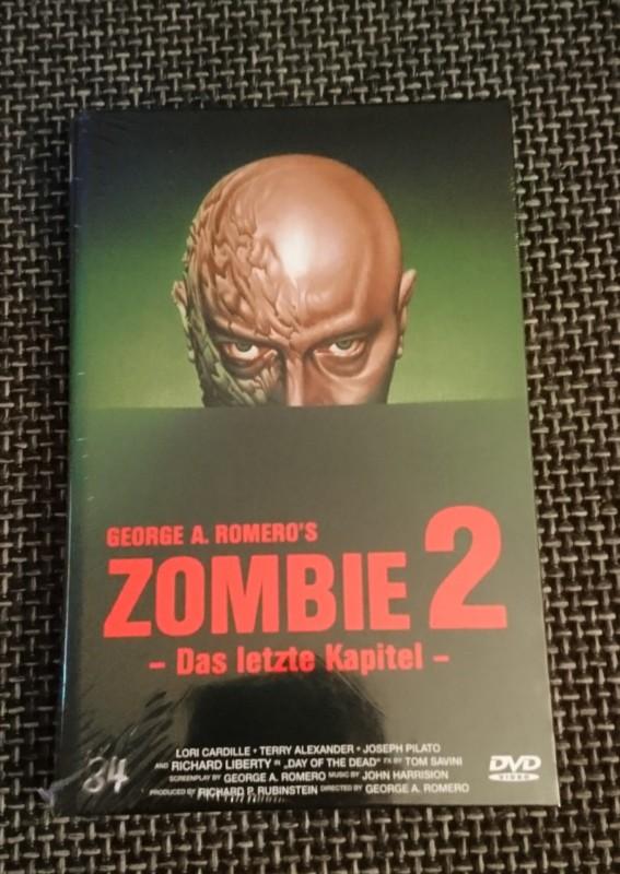 Day of the Dead  84 Hartbox  Zombie Romero