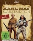 Karl May - Klassikeredition - 16 Blu-ray`s !