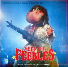 Meet The Feebles (Peter Jackson) - Soundtrack Score CD  OOP