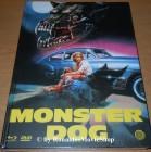 Monster Dog Bluray Mediabook Cover B - OVP 2 Disc Edition
